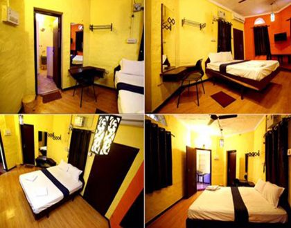Rs 2555/-  for 24 hrs Stay Package
